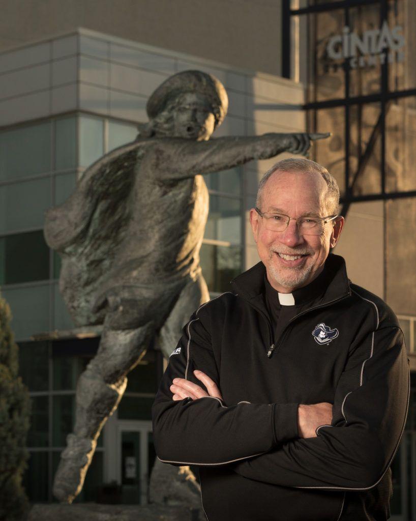 Fr. Michael J. Graham, S.J., Xavier University President