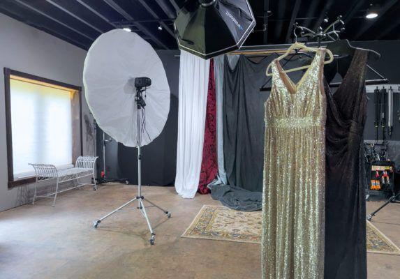 Cincinnati photography studio